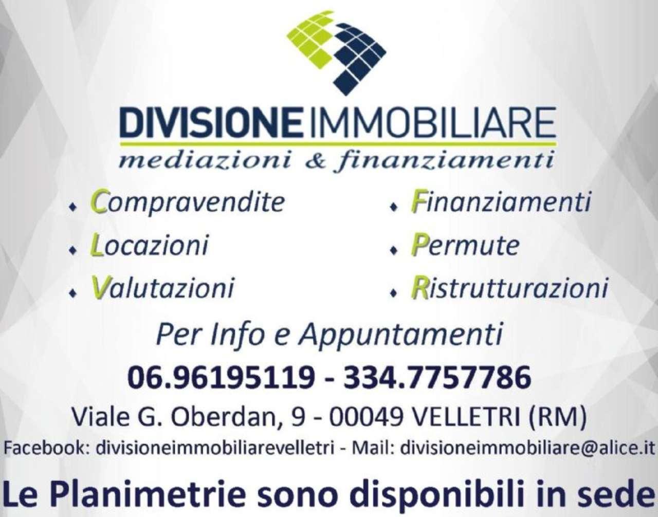 Affitto  bilocale Velletri Via Formellonzi 1 287502