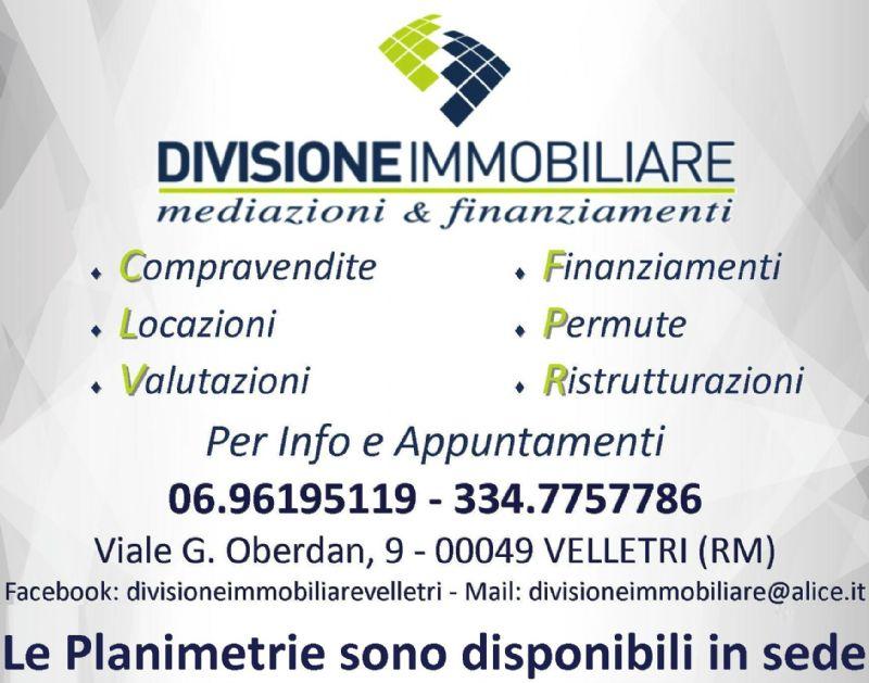 Affitto  bilocale Velletri Via Capanna Murata 1 852627