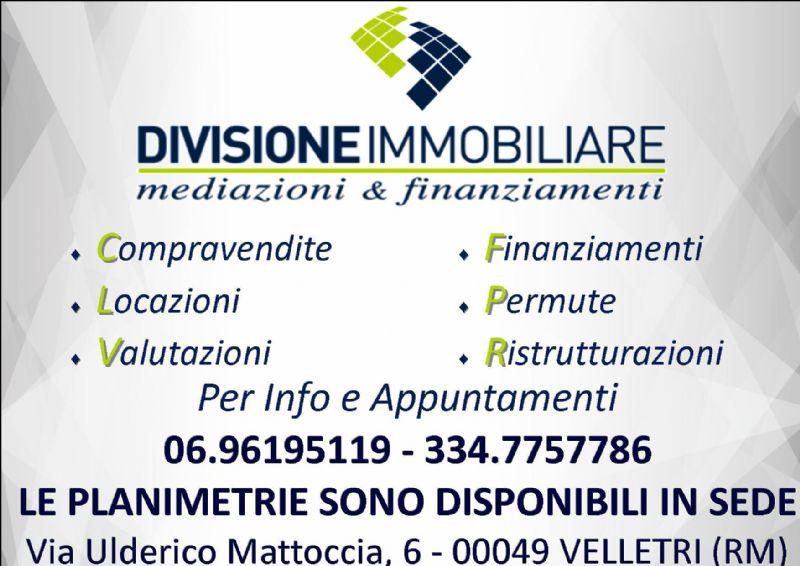 Vendita  bilocale Velletri Via Fontana Delle Rosa 1 852640