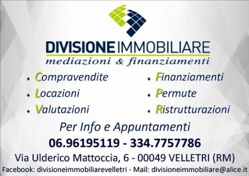 Bilocale Velletri Via Ponte Minello 10
