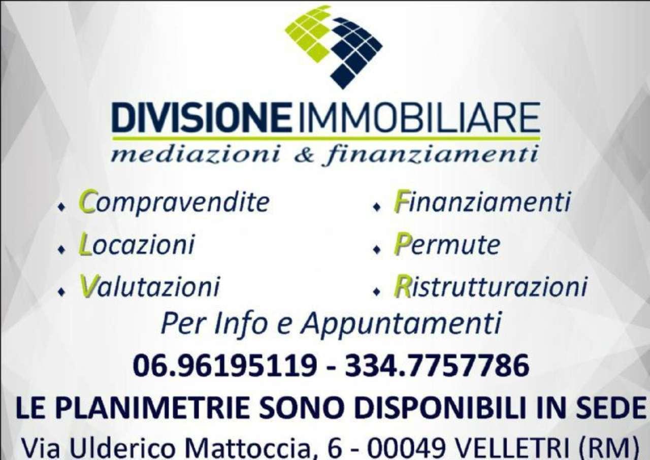 Vendita  bilocale Velletri Via Furio 1 852642