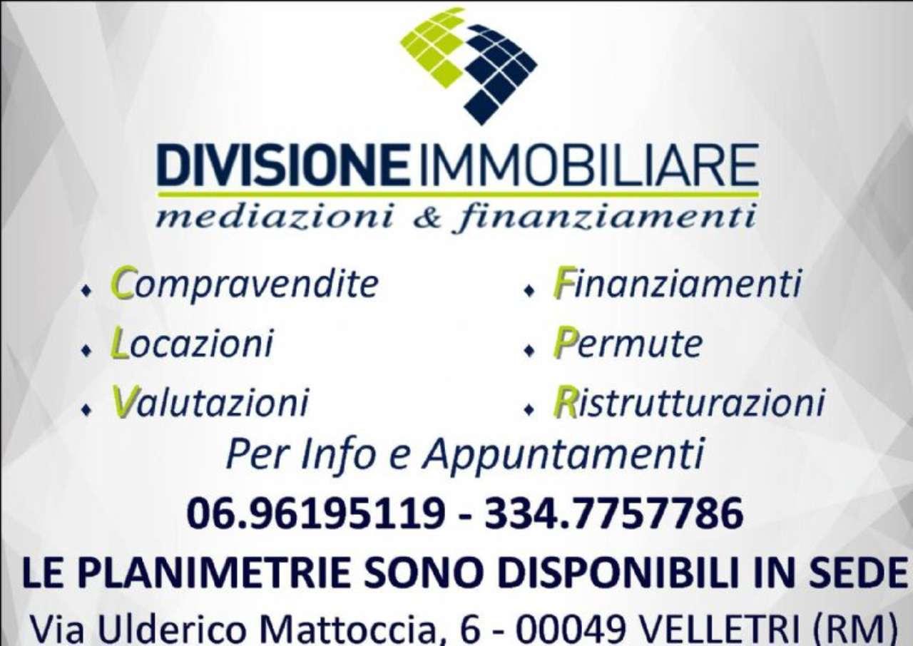 Vendita  bilocale Velletri Via Clemente Cardinali 1 1021927