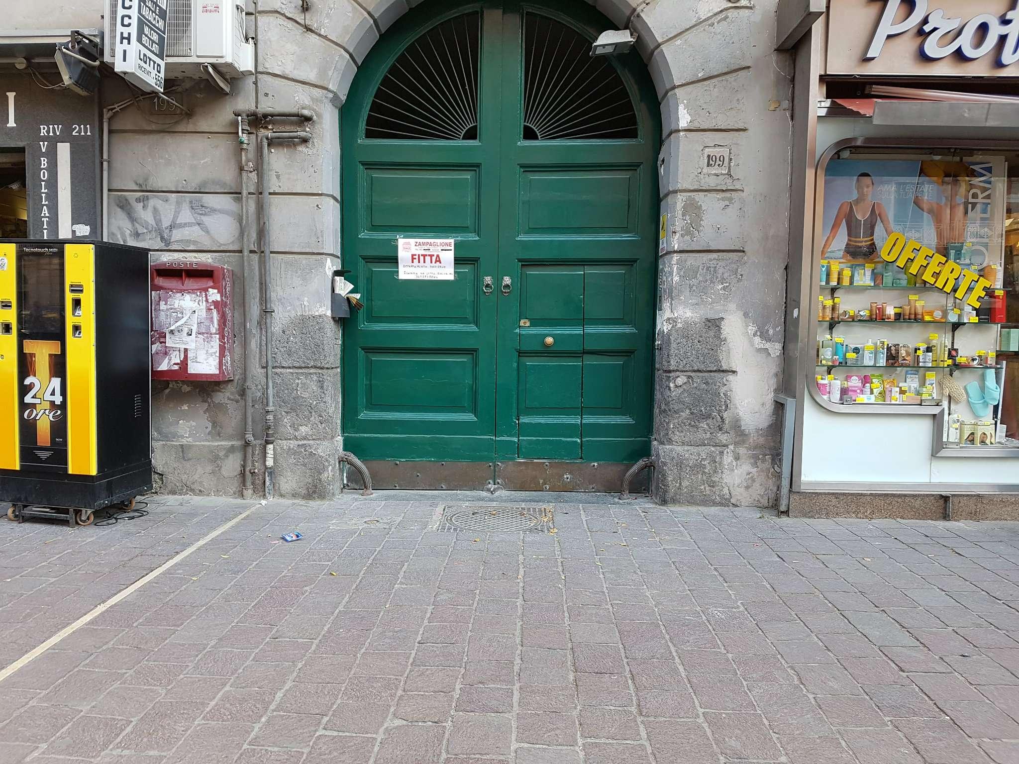 Appartamento in affitto a Napoli, 2 locali, zona Zona: 1 . Chiaia, Posillipo, San Ferdinando, prezzo € 900 | Cambio Casa.it