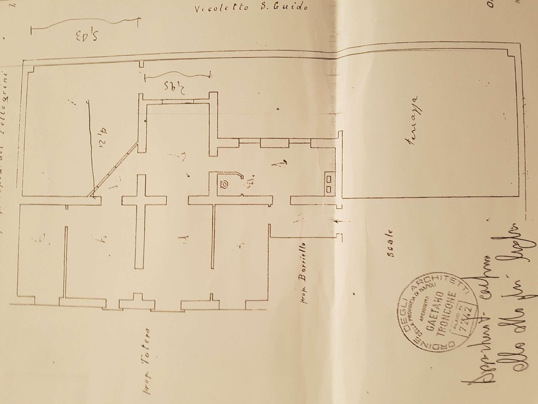 Appartamento in vendita a Napoli, 6 locali, zona Zona: 1 . Chiaia, Posillipo, San Ferdinando, prezzo € 295.000 | CambioCasa.it
