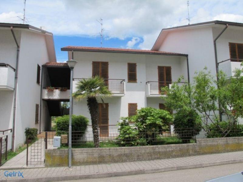 Appartamento in vendita a Vallefoglia, 4 locali, prezzo € 138.000 | Cambio Casa.it