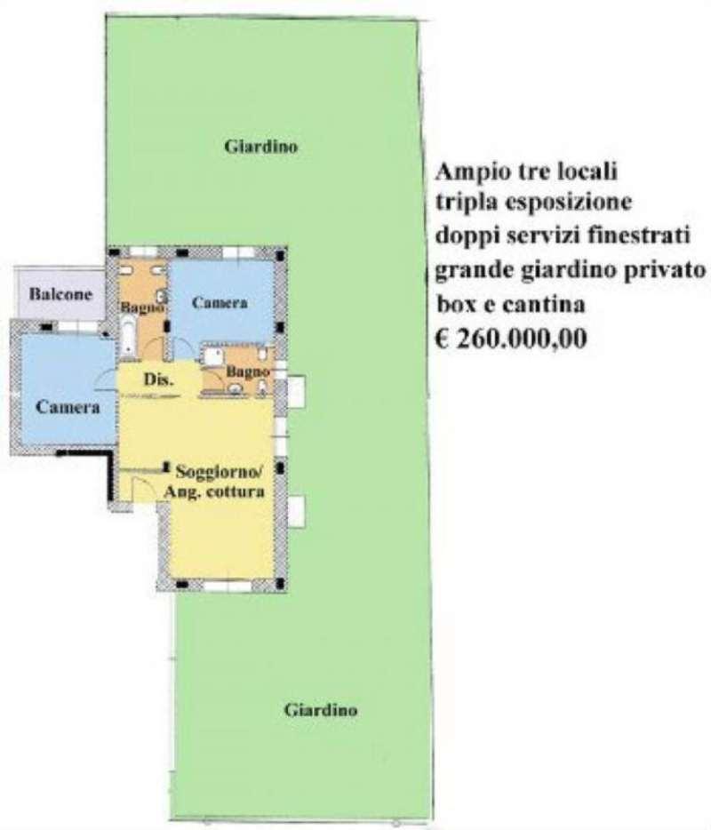 Bilocale Paderno Dugnano Via Guido D'arezzo 3