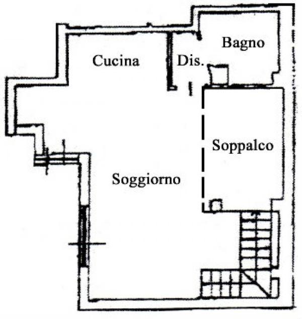 Vendita  bilocale Milano Via Felice Casati 1 1092399