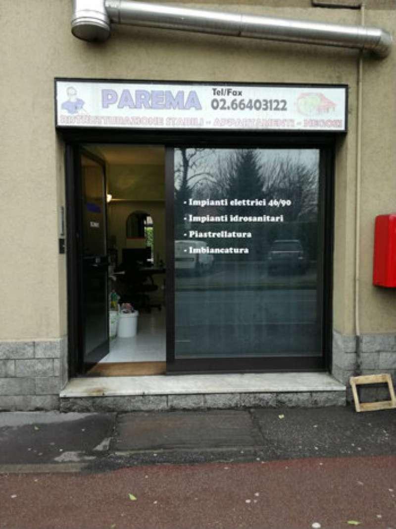 Negozio / Locale in vendita a Cusano Milanino, 1 locali, prezzo € 70.000 | Cambio Casa.it