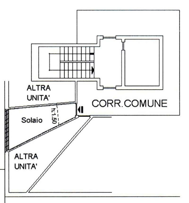 Vendita  bilocale Paderno Dugnano Via Benedetto Croce 1 1430691