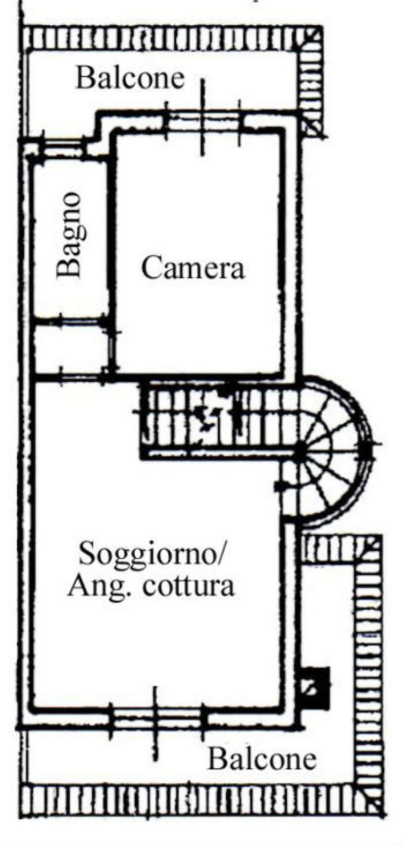 Vendita  bilocale Paderno Dugnano Via Bolzano 1 1431923