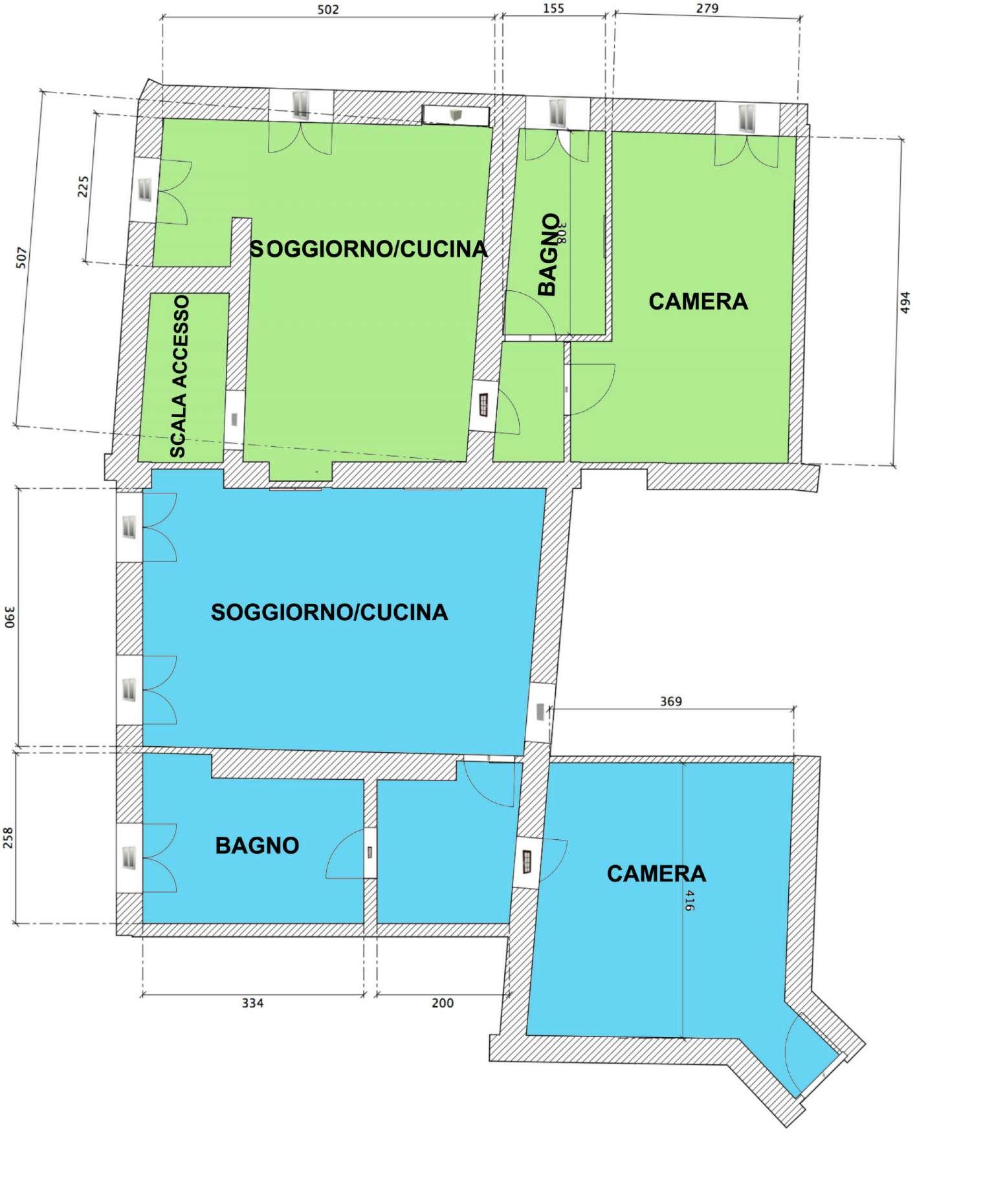 Vendita  bilocale Ceriale Via I Maggio 1 836506