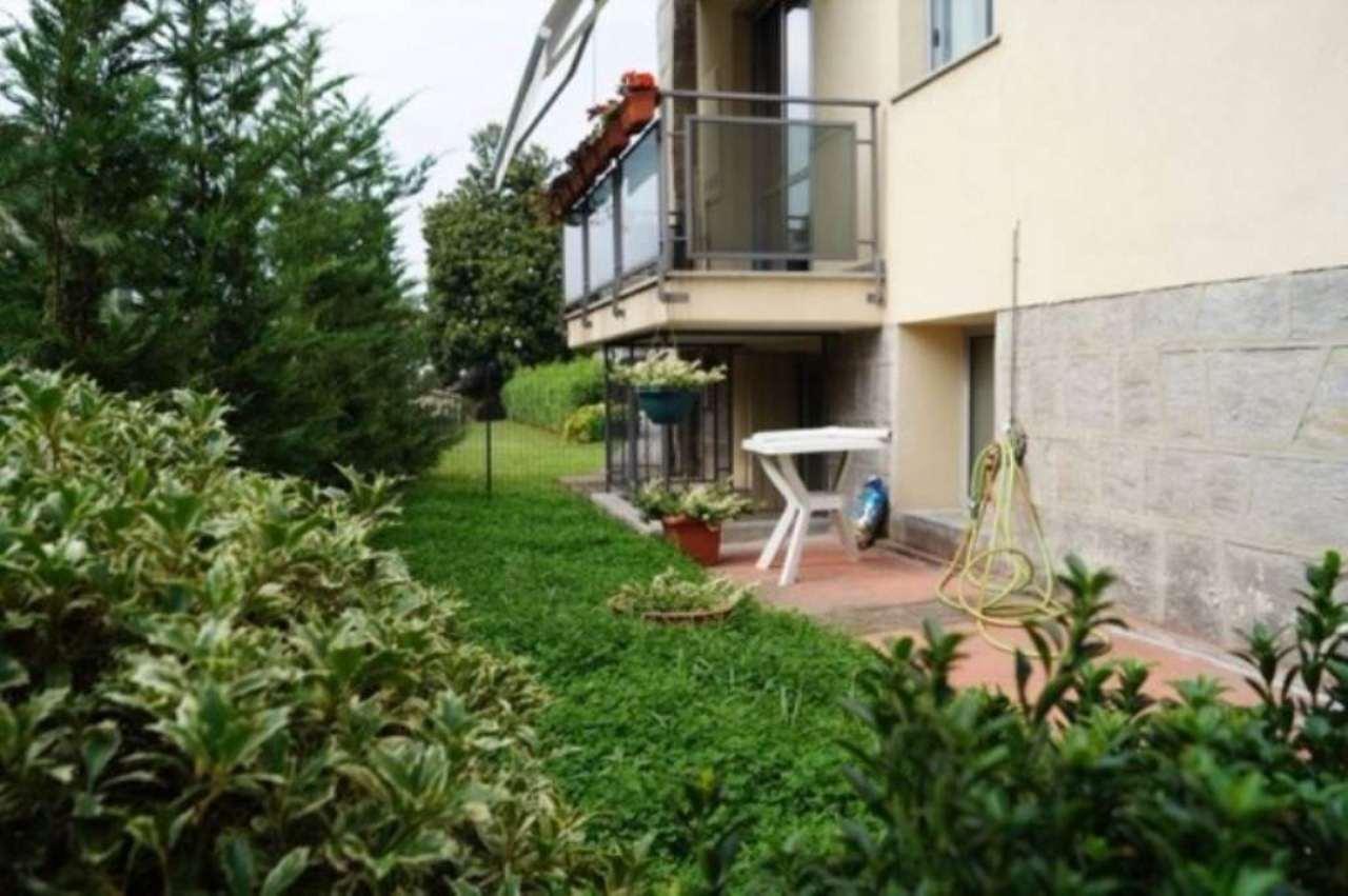 Bilocale Castelletto sopra Ticino Via Santa Lucia 1