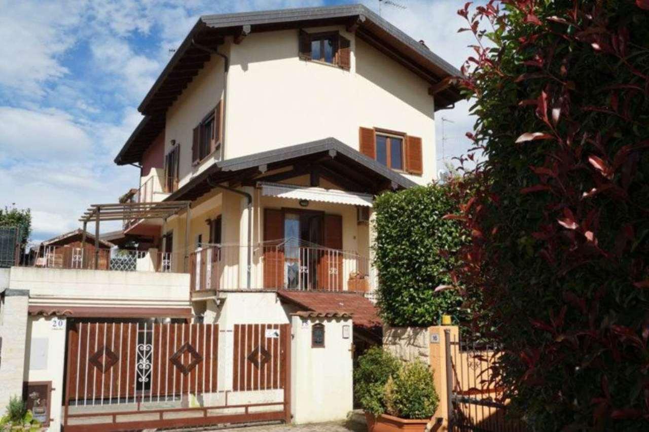 Villa Bifamiliare in Vendita a Borgo Ticino