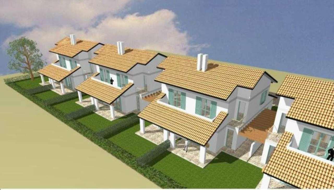 Villa Bifamiliare in vendita a Taino, 4 locali, prezzo € 275.000 | Cambio Casa.it