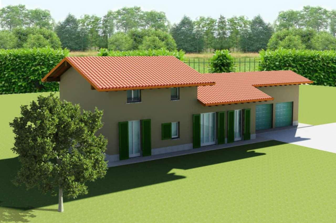 Villa in vendita a Vergiate, 4 locali, prezzo € 340.000 | CambioCasa.it