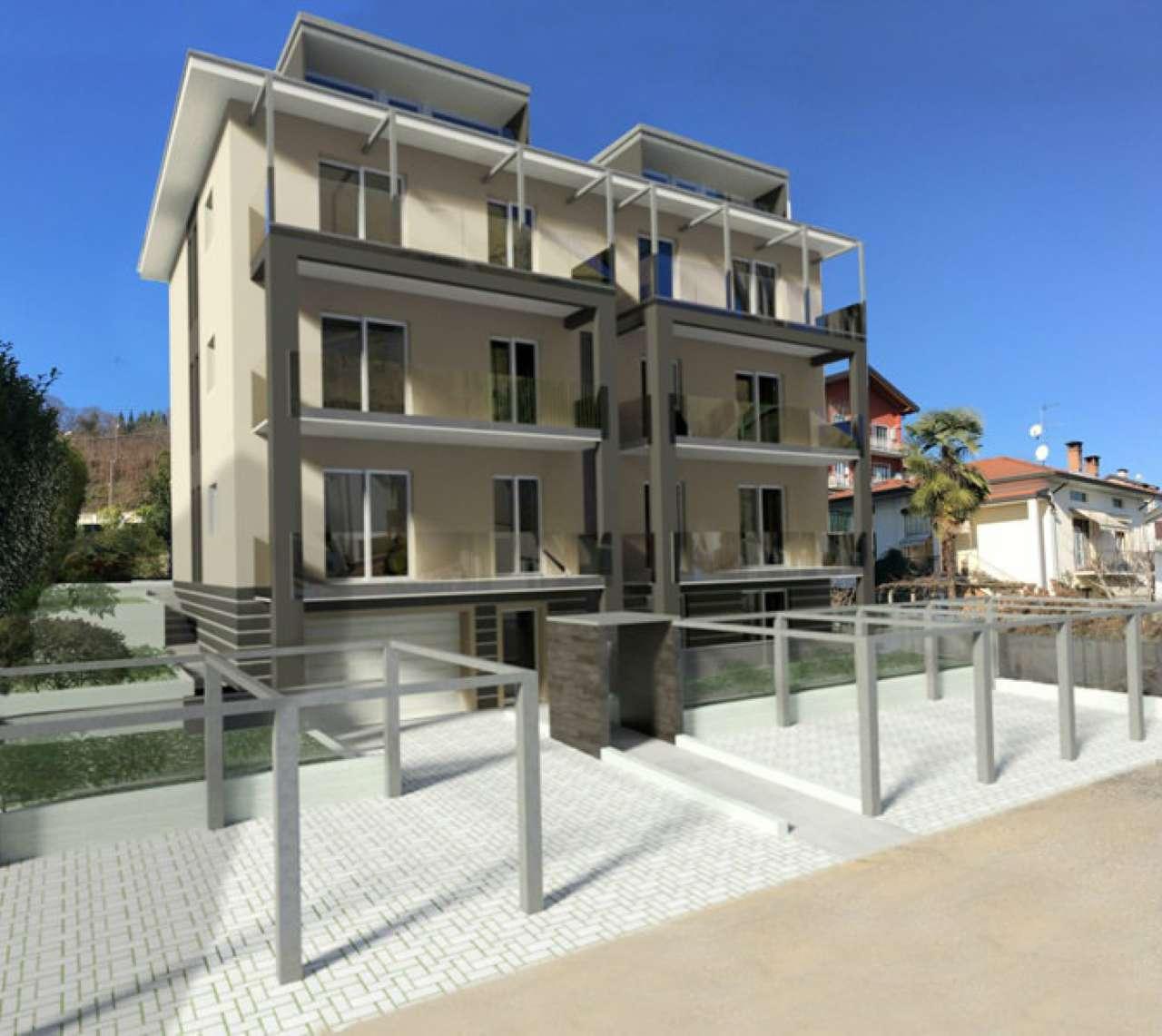 Appartamento in vendita a Dormelletto, 2 locali, prezzo € 110.000   CambioCasa.it