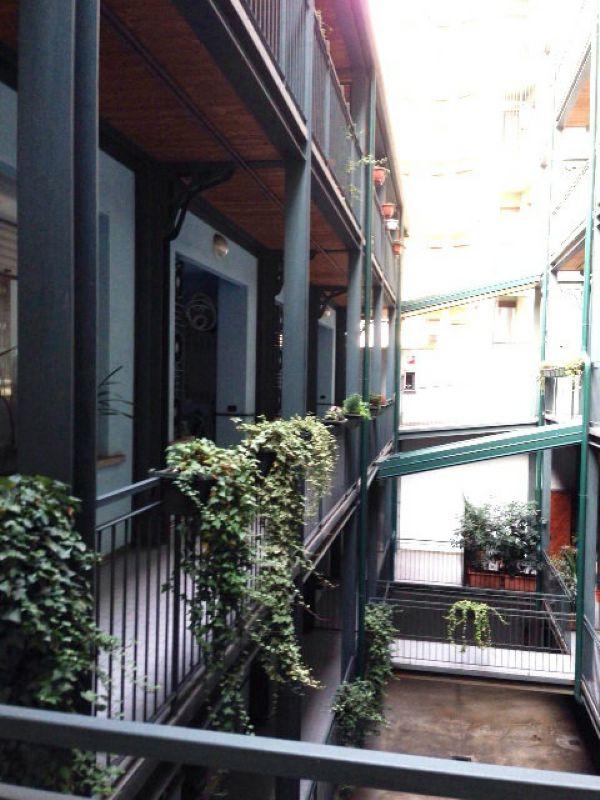 Bilocale Milano Via Zanella 9