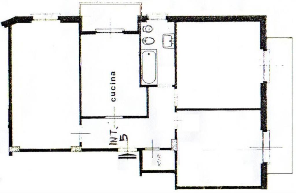 Appartamento in vendita a Casarza Ligure, 4 locali, prezzo € 155.000   Cambio Casa.it