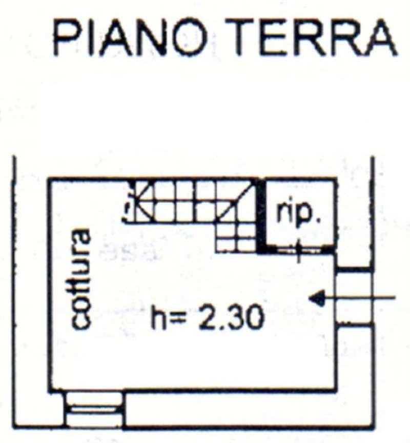 Vendita  bilocale Castiglione Chiavarese Velva 1 1011069