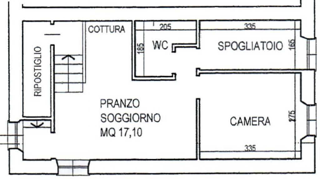 Vendita  bilocale Sestri Levante Vico Del Bottone 1 1089495