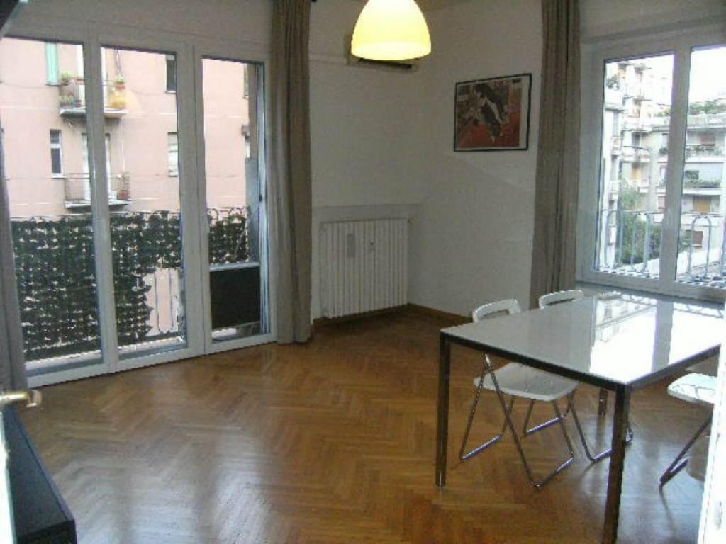 Bilocale Milano Via Via Tito Livio 1