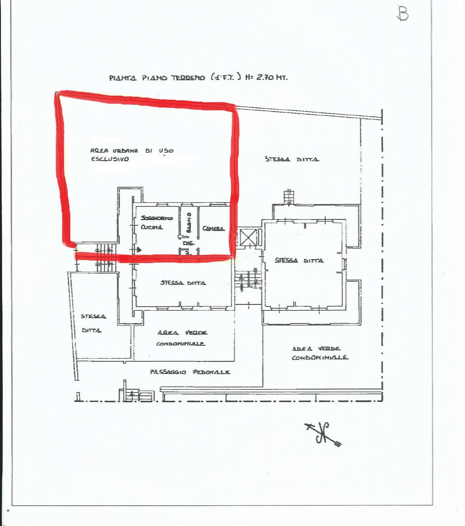 Vendita  bilocale Piossasco Via Susa 1 1067544