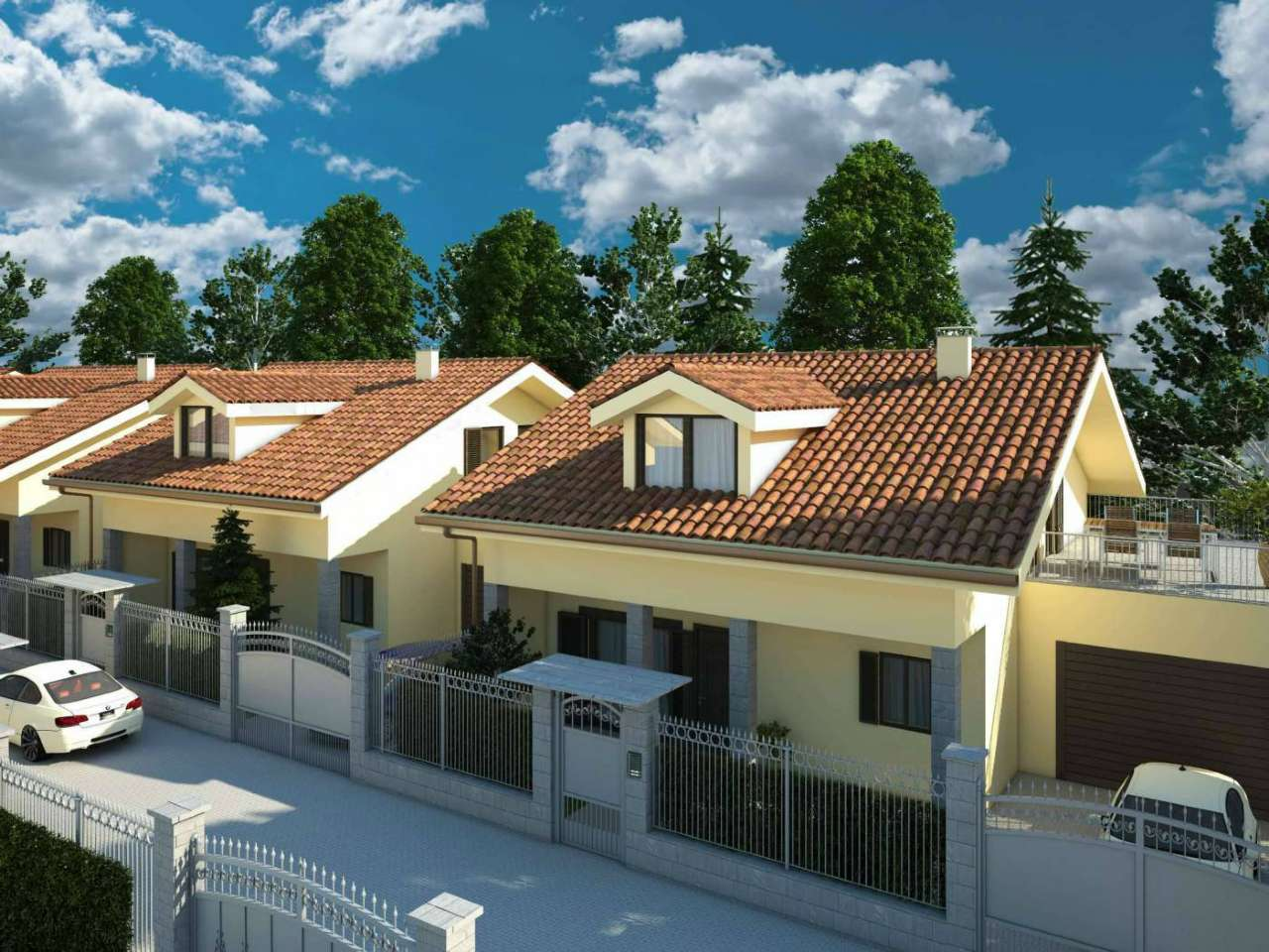 Villa in vendita via VOLPIANO Lombardore