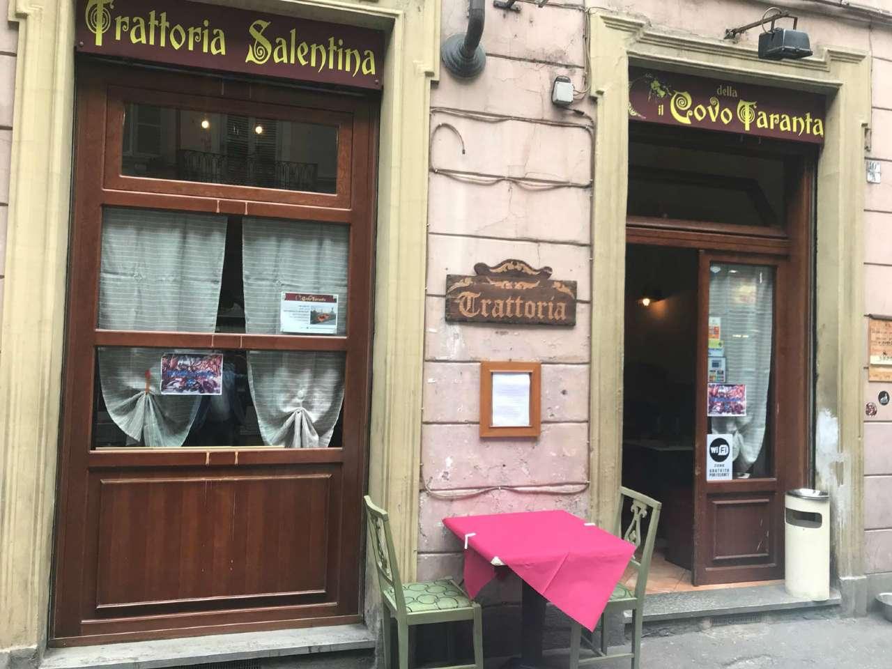 Cessione attività in vendita Zona San Salvario - via GALLIARI Torino