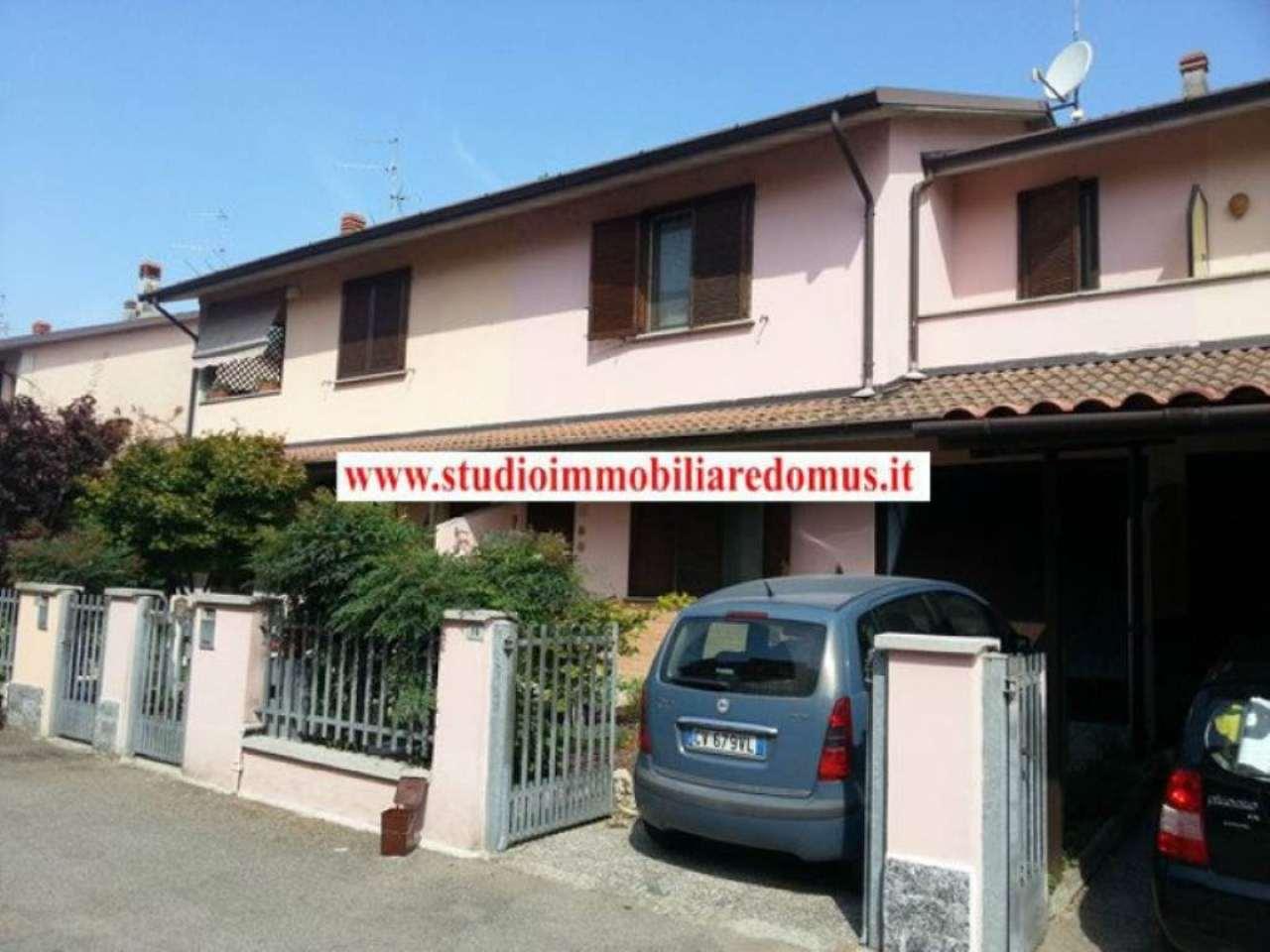 Villa a Schiera in vendita a Cornegliano Laudense, 4 locali, prezzo € 189.000 | Cambio Casa.it
