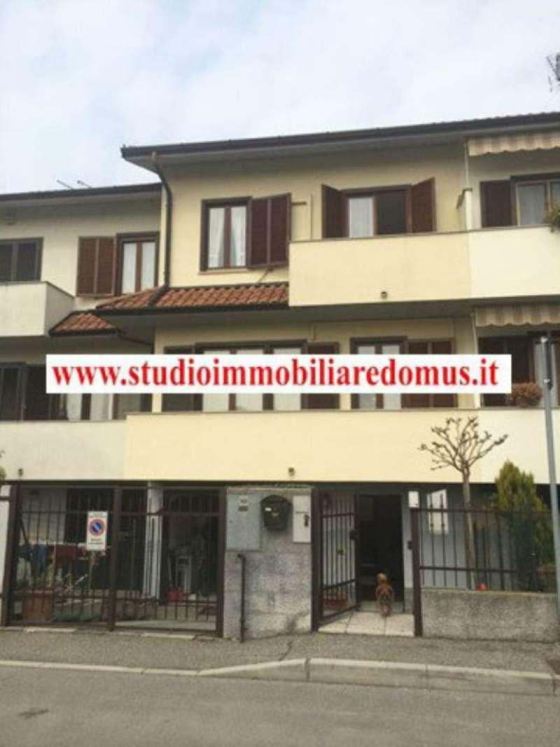 Villa a Schiera in vendita a Borgo San Giovanni, 4 locali, prezzo € 188.000 | Cambio Casa.it