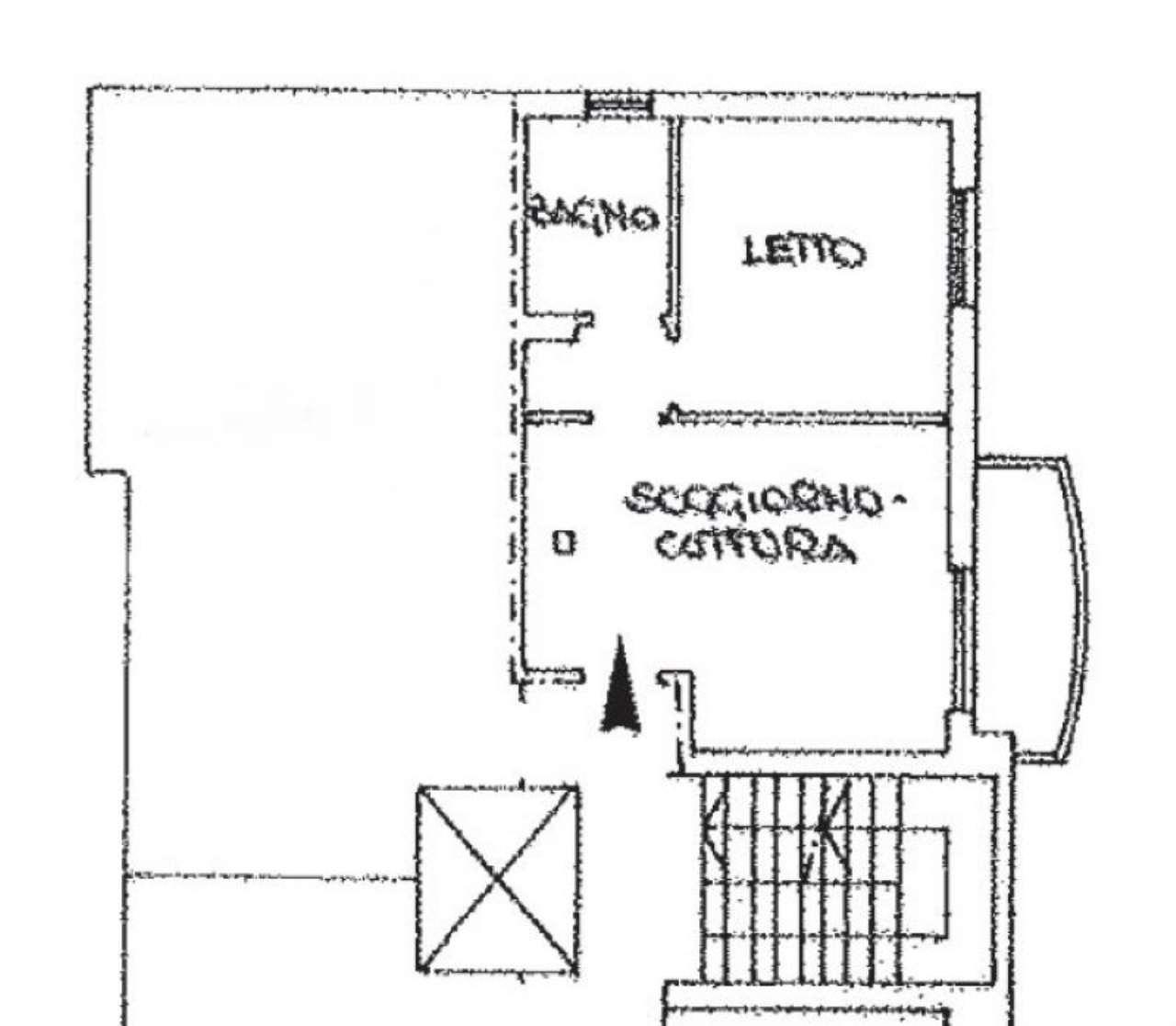 Vendita  bilocale Lodi Piazza Savarè 1 855496