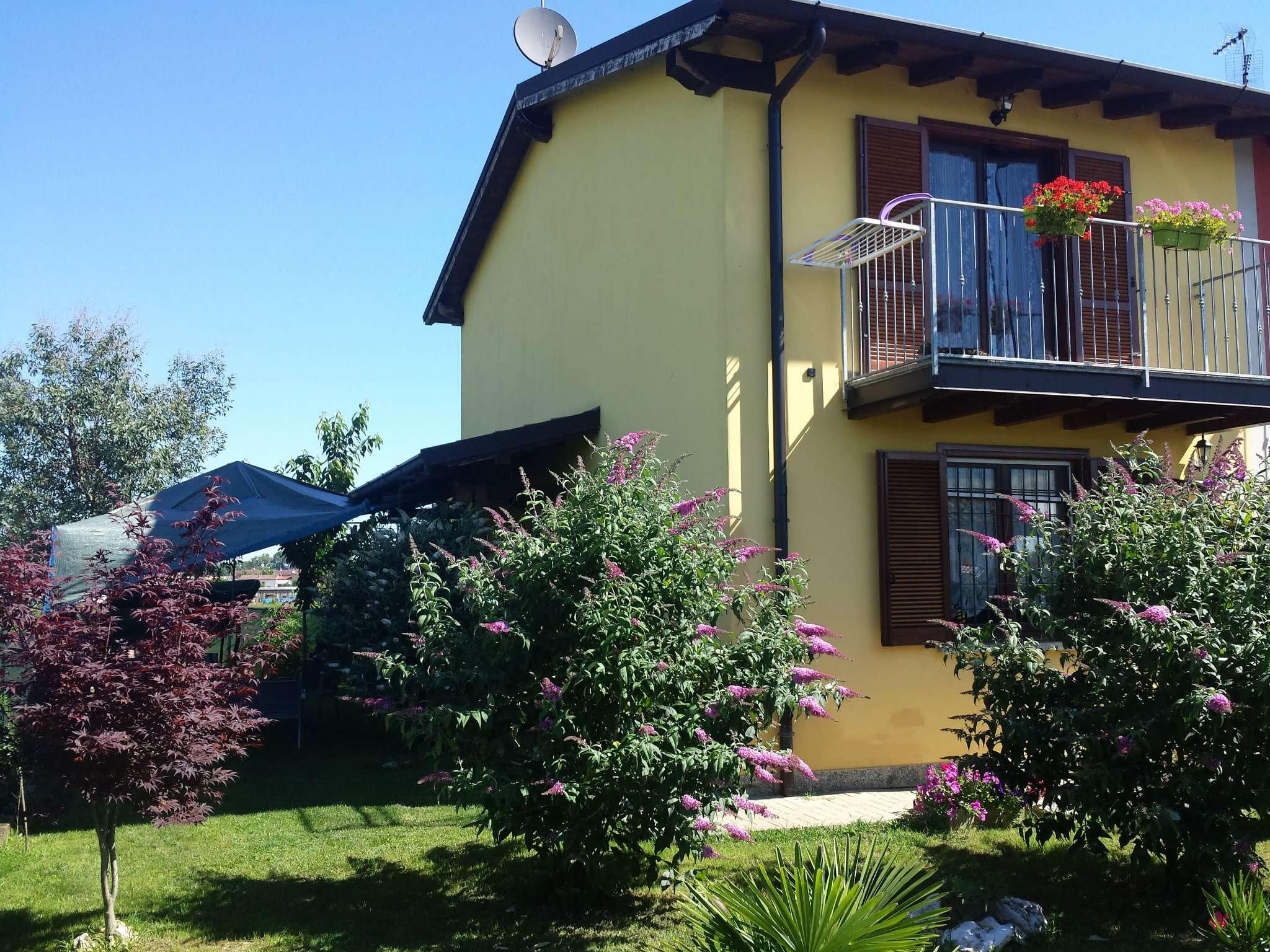 Villa a Schiera in vendita a Brembio, 3 locali, prezzo € 169.000 | CambioCasa.it