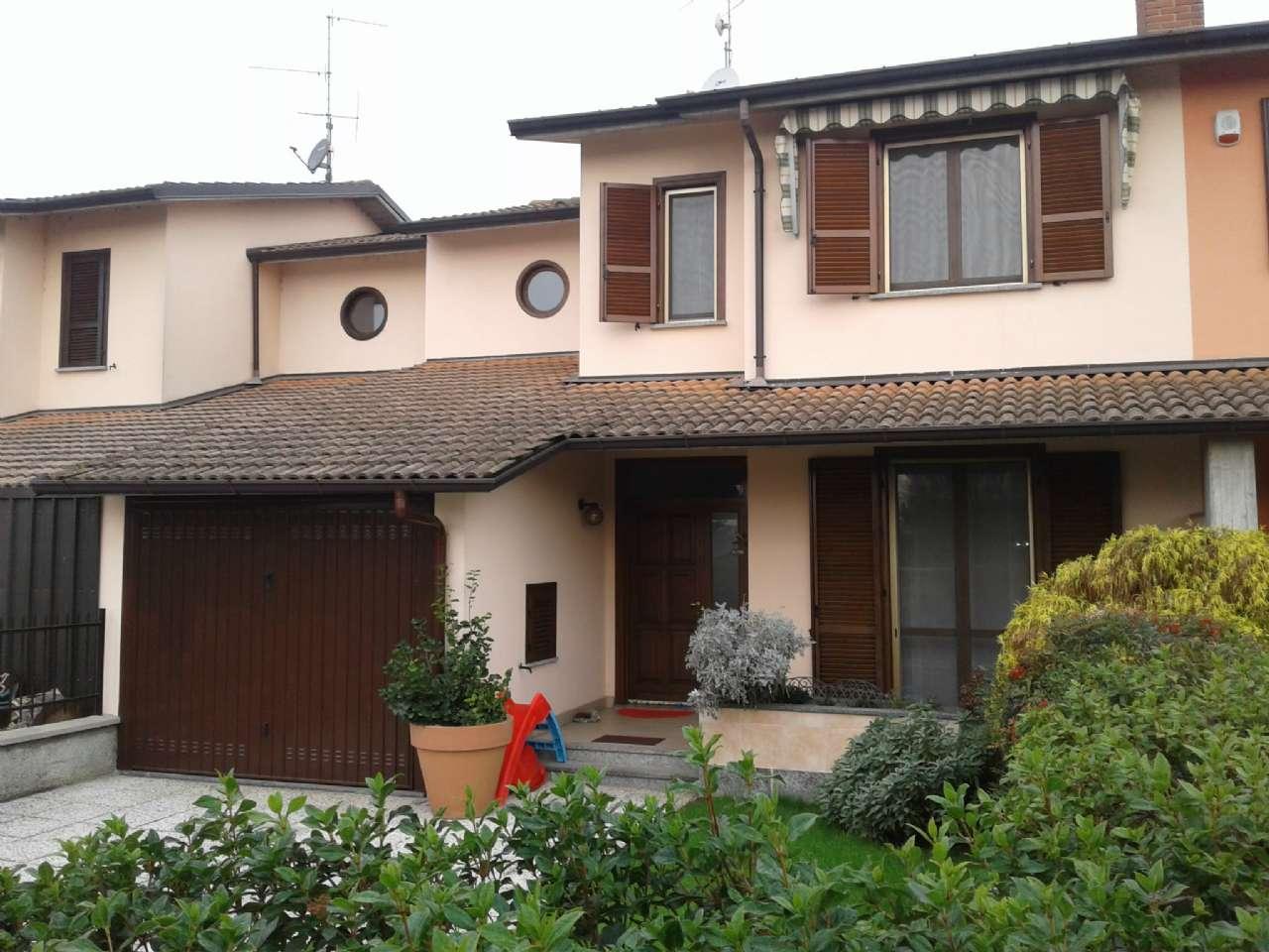 Villa a Schiera in vendita a Villanova del Sillaro, 4 locali, prezzo € 169.000 | Cambio Casa.it