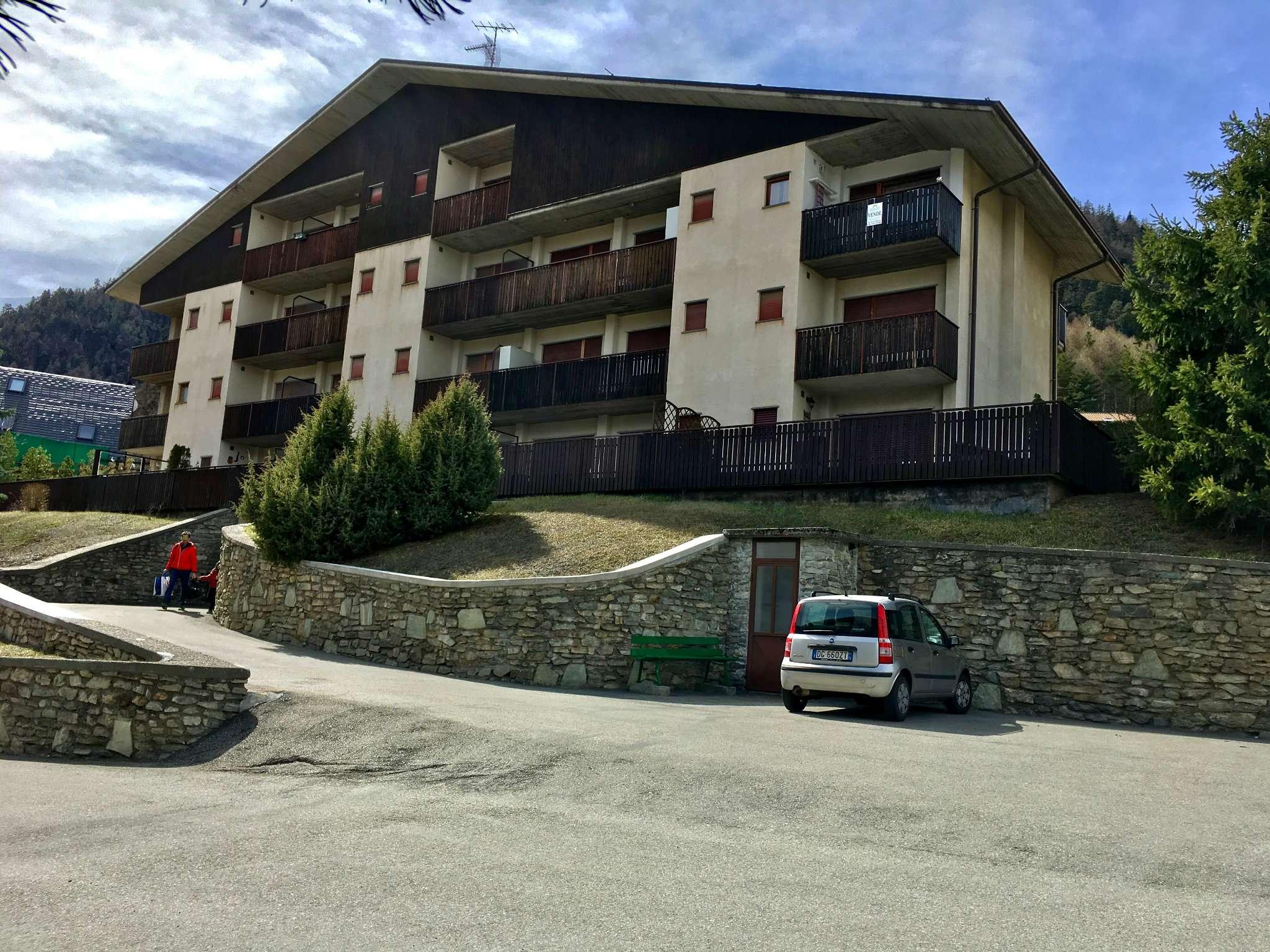 Appartamento in vendita a Oulx, 2 locali, prezzo € 110.000 | CambioCasa.it
