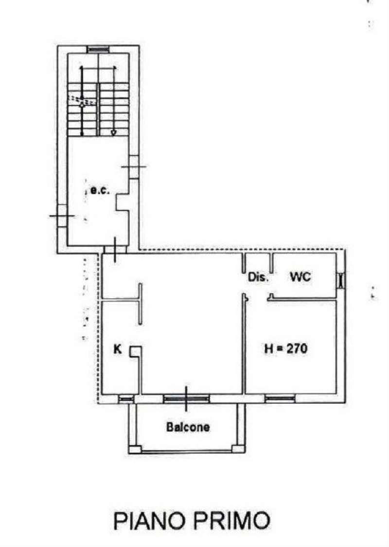 Affitto  bilocale Gropello Cairoli Via Pavia 1 843355