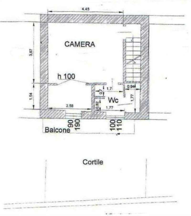 Vendita  bilocale Mortara Via Roma 1 1008959