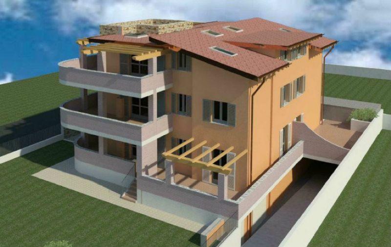 Appartamento in vendita a Origgio, 3 locali, prezzo € 300.000 | Cambio Casa.it