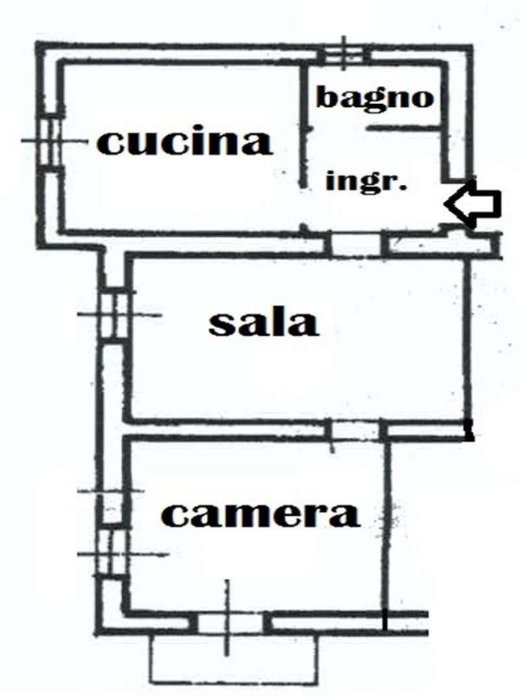 Vendita  bilocale Arenzano Via Terralba 1 1008522