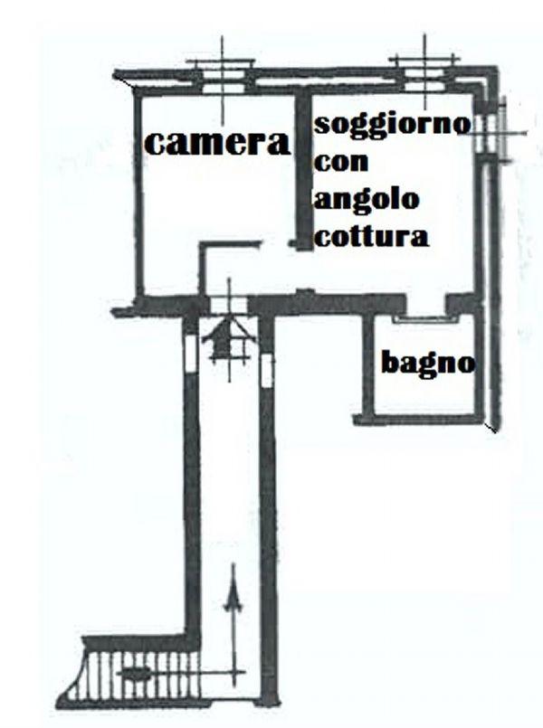 Vendita  bilocale Genova Via Ponte Reale 1 1087248
