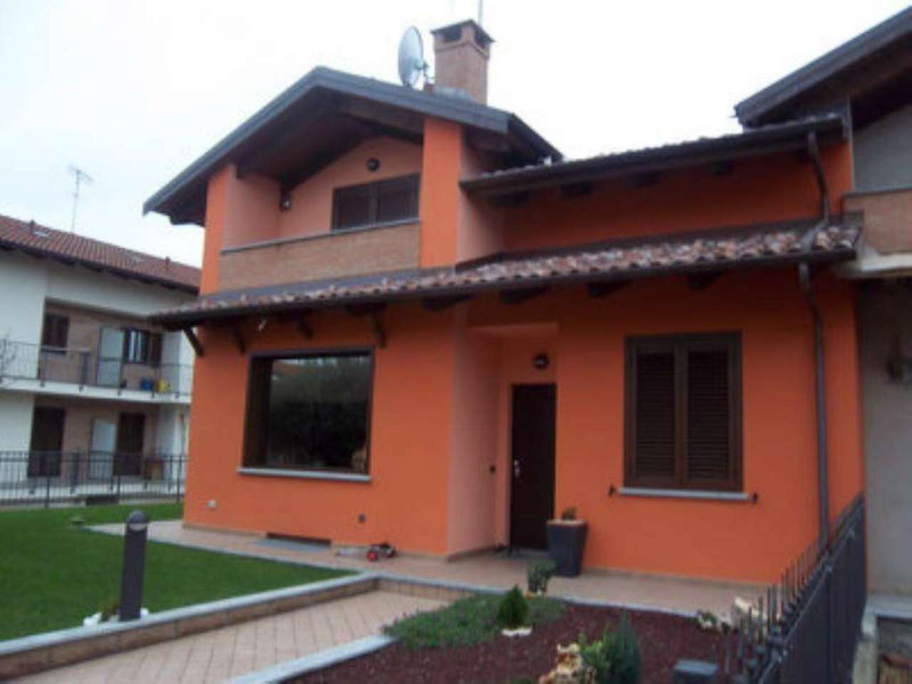 Villa a Schiera in vendita a Torrazza Piemonte, 5 locali, prezzo € 209.000 | Cambio Casa.it