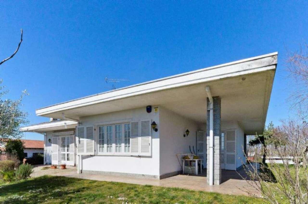 Villa in vendita a Torrazza Piemonte, 6 locali, prezzo € 270.000 | Cambio Casa.it