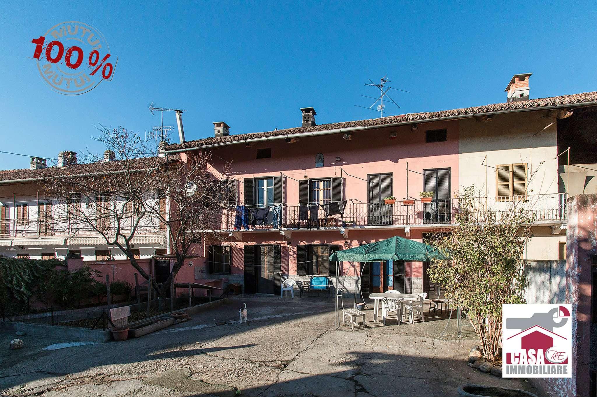 Soluzione Semindipendente in vendita a Verolengo, 4 locali, prezzo € 90.000 | Cambio Casa.it
