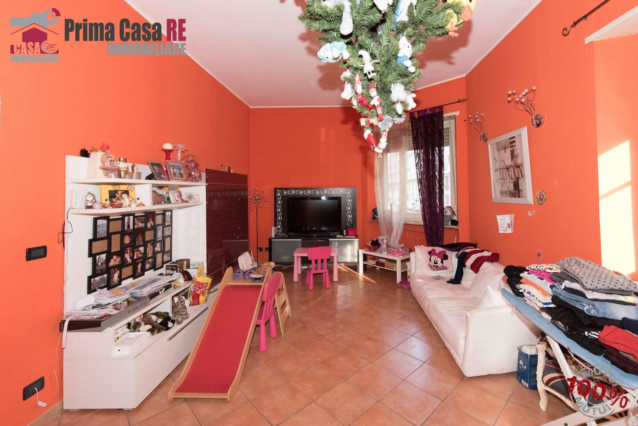 Appartamento in vendita a Chivasso, 5 locali, prezzo € 150.000 | CambioCasa.it