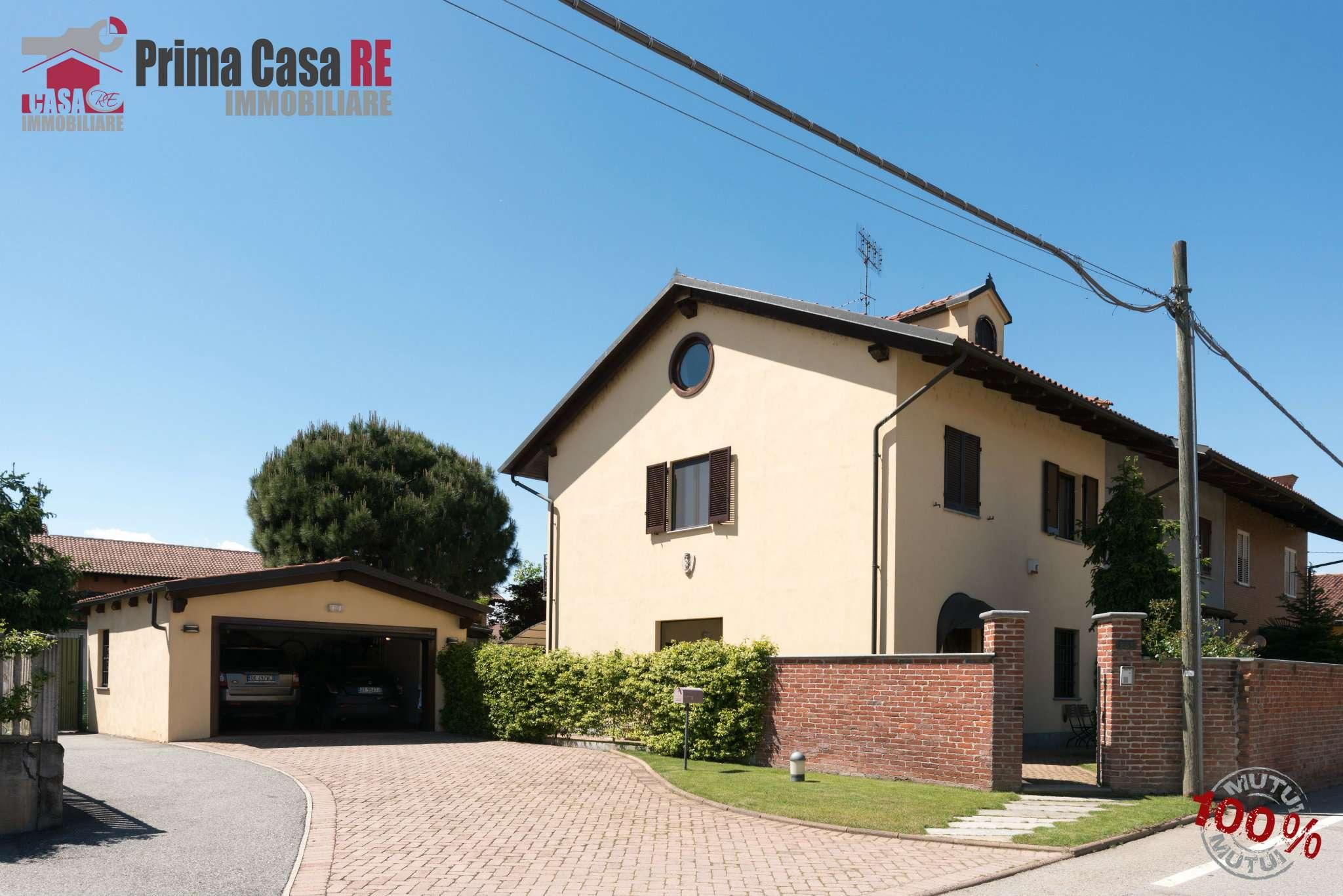 Villa in vendita a Chivasso, 6 locali, prezzo € 249.000 | Cambio Casa.it