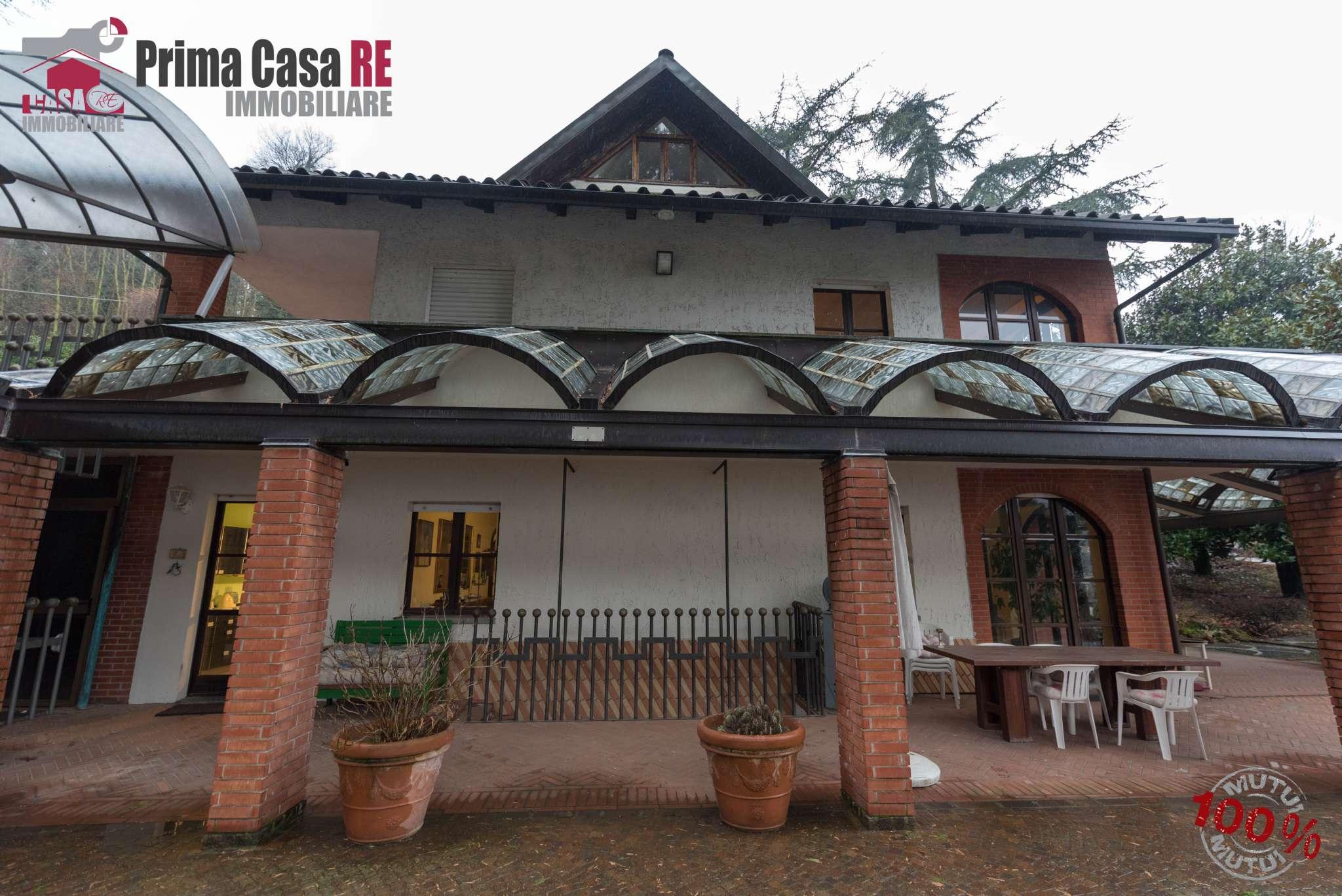 Foto 1 di Villa via pragelato, San Raffaele Cimena
