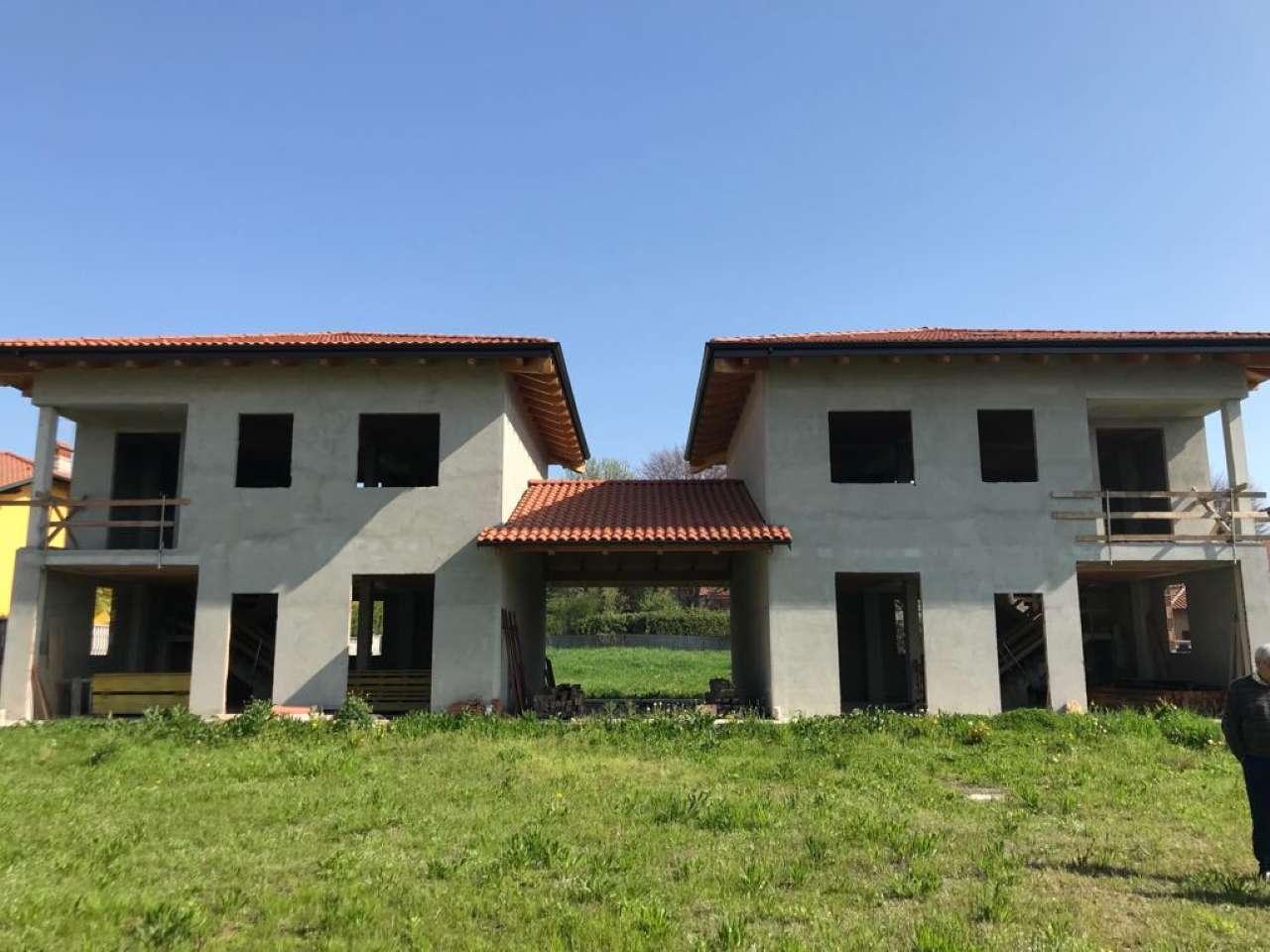 Foto 1 di Villa via MAZZINI, Torrazza Piemonte