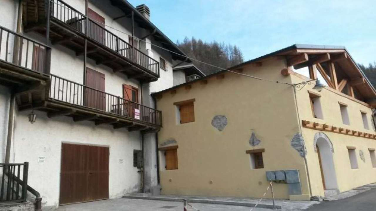 Bilocale Cesana Torinese Strada Frazione Mollieres 1