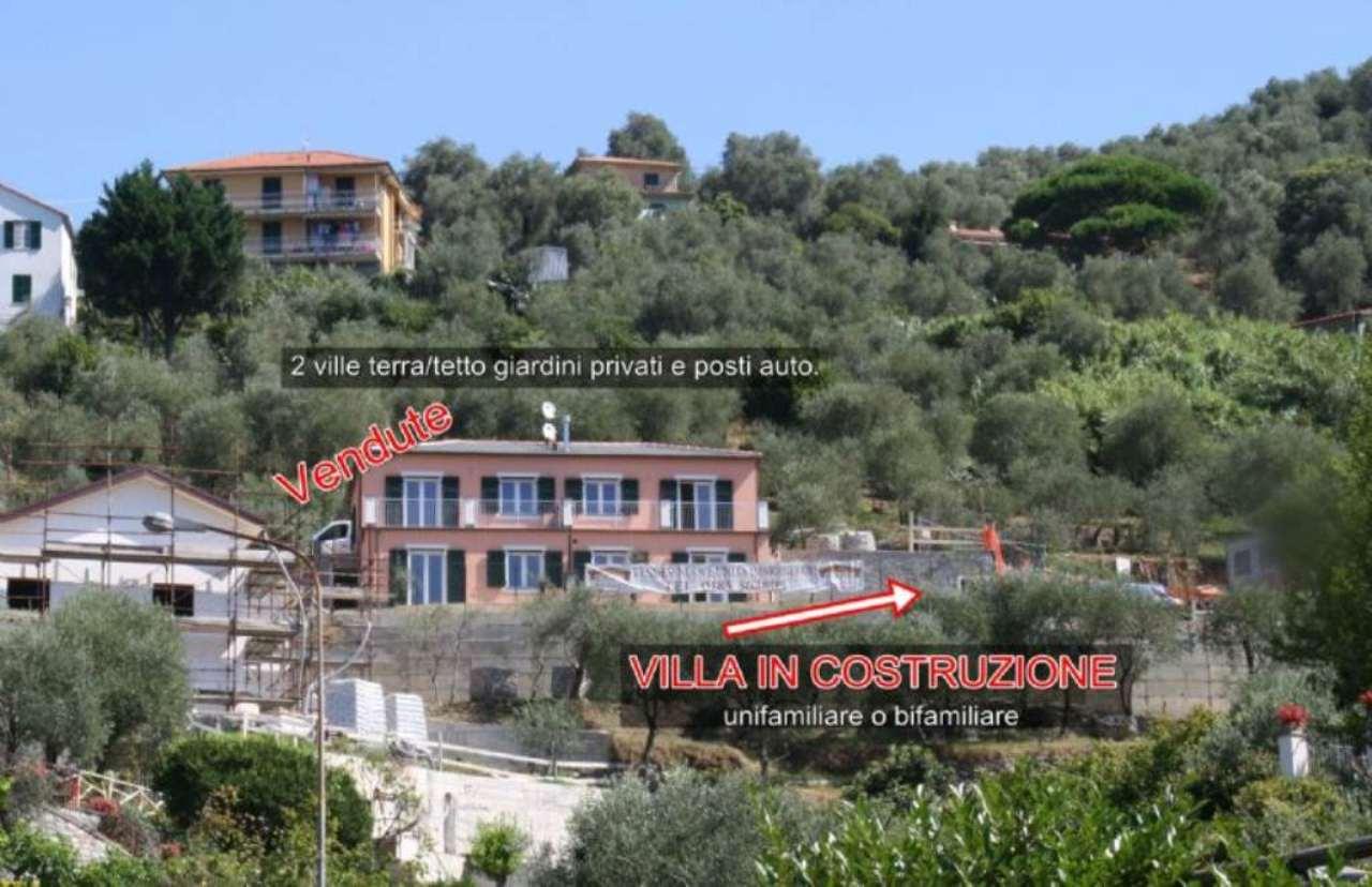 Soluzione Semindipendente in vendita a Leivi, 7 locali, prezzo € 440.000 | Cambio Casa.it