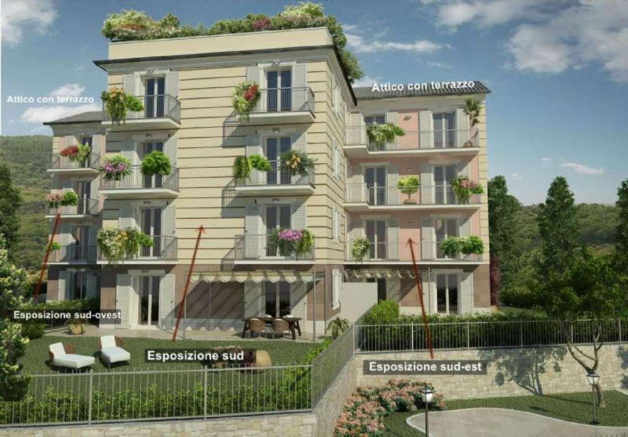 Attico / Mansarda in vendita a Chiavari, 7 locali, prezzo € 431.000 | Cambio Casa.it