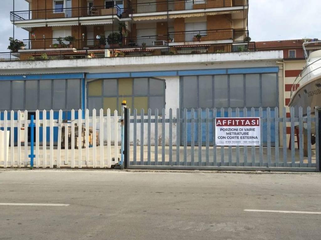 Capannone in affitto a Lavagna, 2 locali, prezzo € 2.500 | Cambio Casa.it